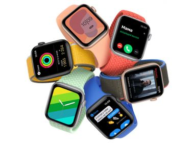 Как добавить шагомер на Apple Watch