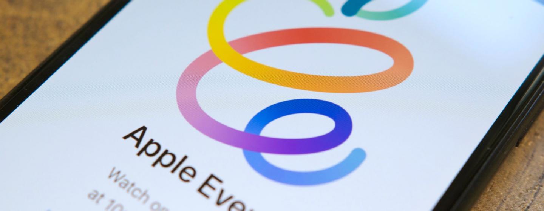 Весенняя презентация новой продукции от Apple