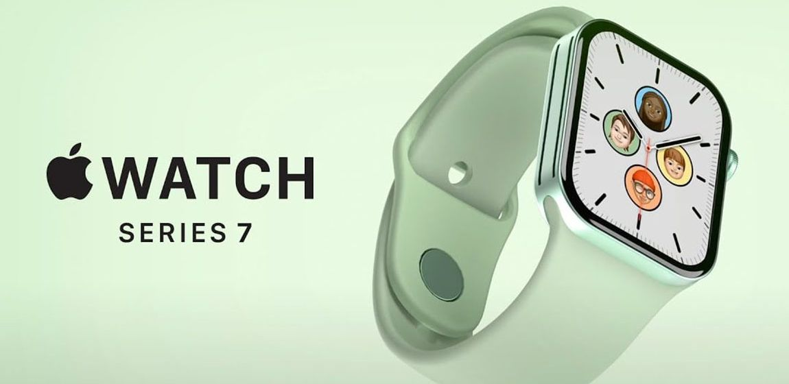 Apple Watch Series 7 будут с двумя новыми размерами корпуса
