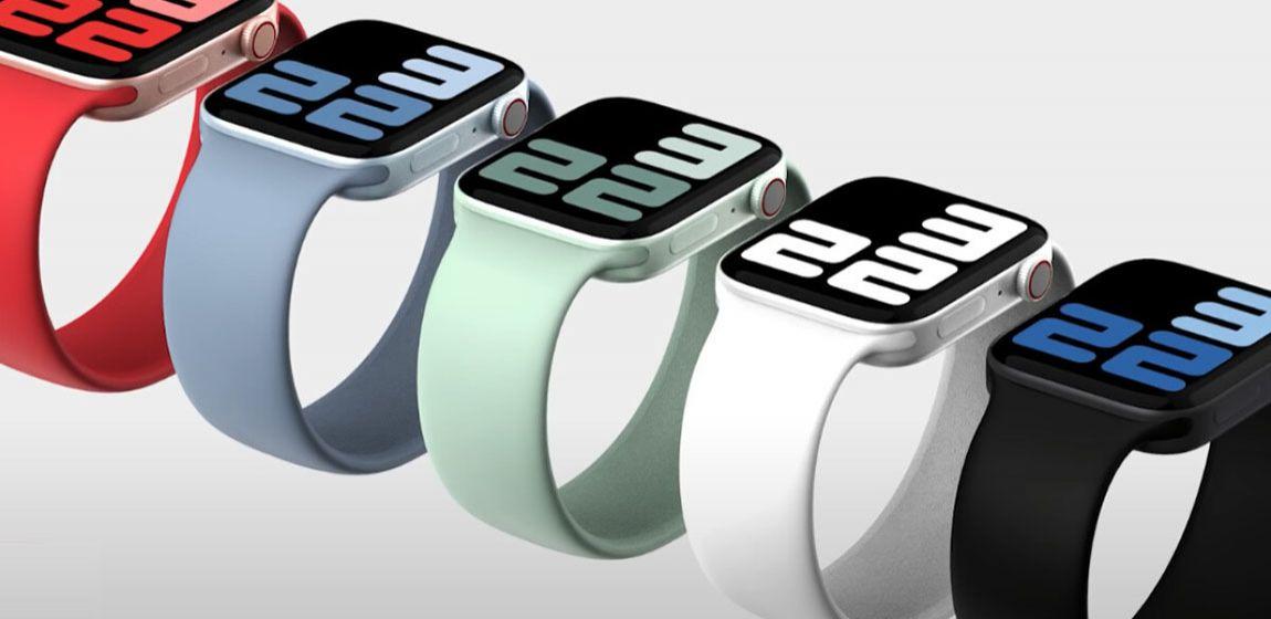 Apple Watch Series 7 могут выйти позже, из-за проблем с дизайном
