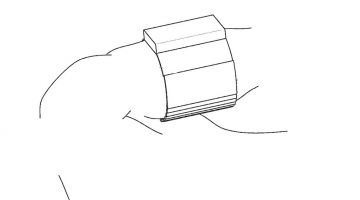 Apple запатентовала ремешки, которые будут измерять артериальное давление
