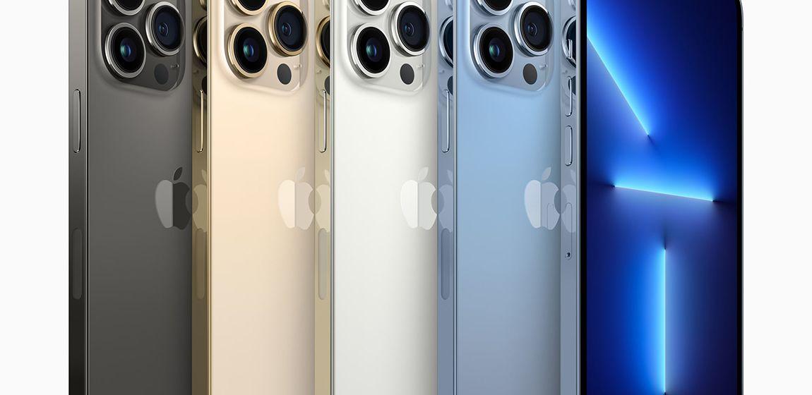 В США и Европе открылись предзаказы iPhone 13 и iPad mini 6