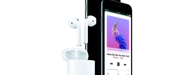 Apple AirPods будут работать с Android- смартфонами
