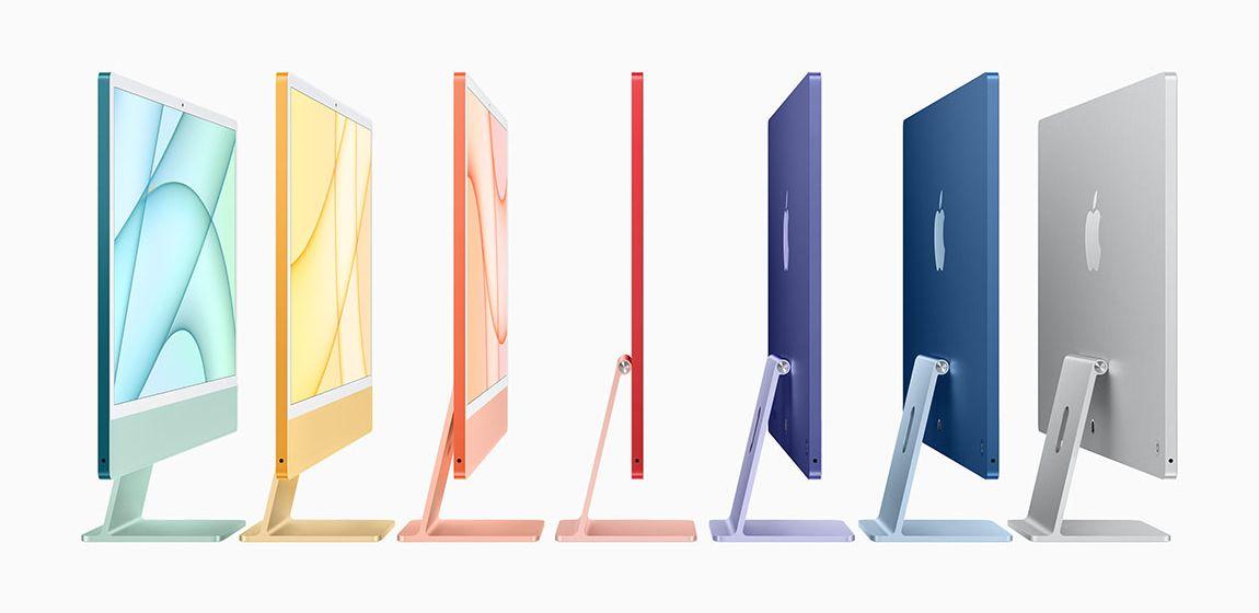 Apple начала продавать восстановленный 24-дюймовый iMac с M1