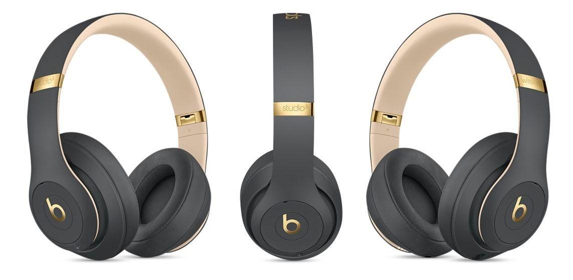 Apple презентовала новые Beats Studio 3