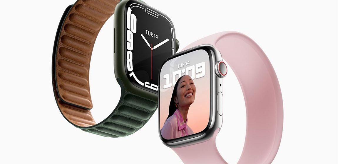 Чем отличается Apple Watch Series 7 от Apple Watch 6
