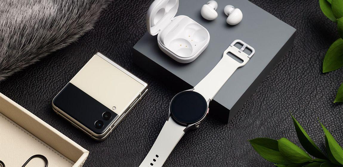 Что показали на Samsung Galaxy Unpacked: Z Fold3 и Z Flip3, новые часы и наушники