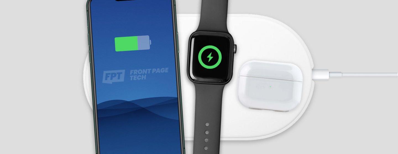 Похоже, Apple AirPower быть!