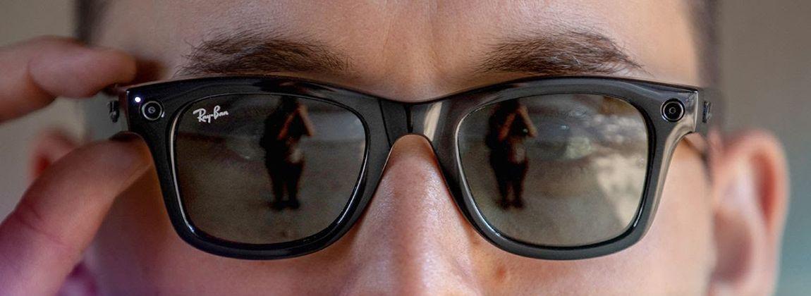 Facebook и Ray-Ban представили умные очки с камерой и динамиками по цене от $299