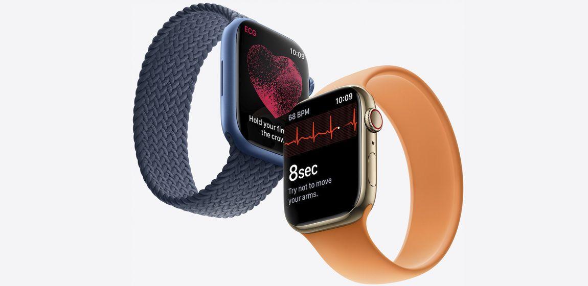 Главное про новые Apple Watch 7