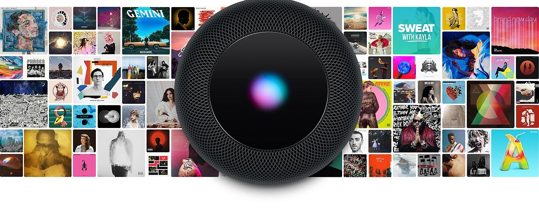Колонка HomePod от Apple: краткий обзор