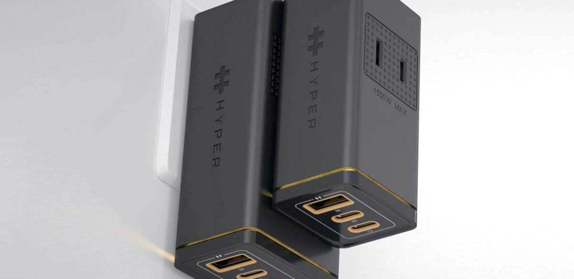 Hyper представила модульную GaN-зарядку