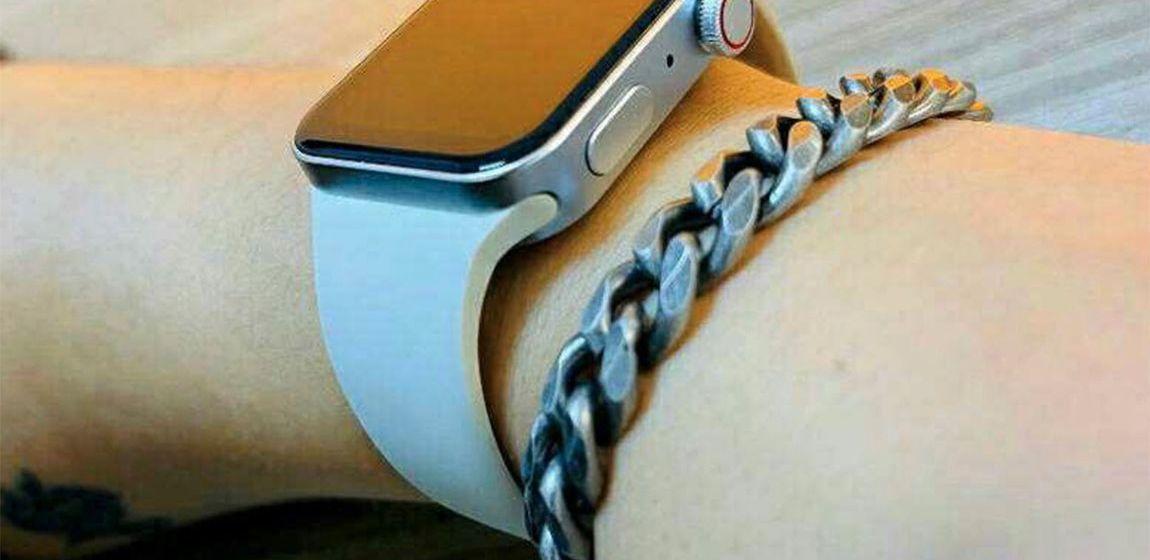 Китайские копии Apple Watch Series 7 уже в продаже
