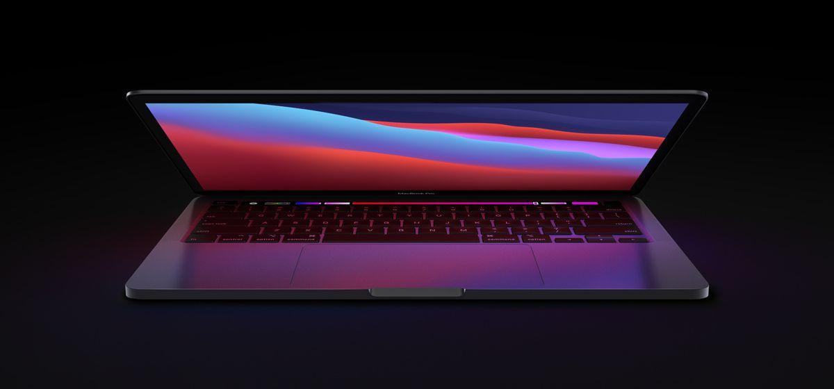 В сети появились характеристики новых MacBook Pro на M1X