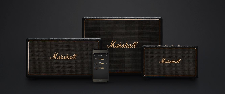 Marshall презентовала Multi-Room Speaker System