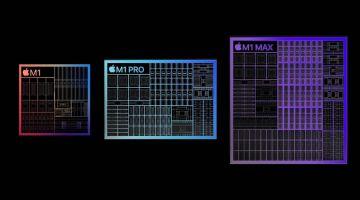 Новые чипы Apple обеспечивают производительность настольных компьютеров с лучшей энергоэффективностью