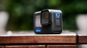 Представлена GoPro Hero 10 Black с 5K на 60 кадров в секунду. Это самая дорога экшн-камера