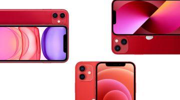 Сравнение iPhone 13, iPhone 12, iPhone 11: что выбрать?
