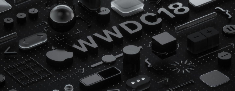 Приглашение от Apple на конференцию WWDC 2018