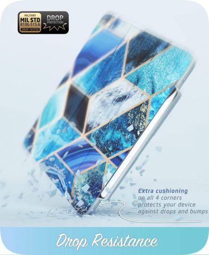 "Чехол i-Blason Cosmo Case Ocean для iPad Pro 12.9"" (2018 | 2020 | 2021)"