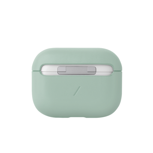 Чехол Native Union Leather Case Sage (APPRO-LTHR-GRN-AP) для Airpods Pro