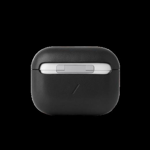 Чехол Native Union Leather Case Black (APPRO-LTHR-BLK-AP) для Airpods Pro