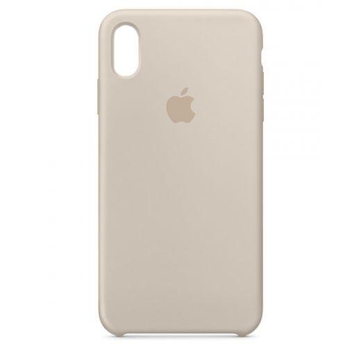 Чехол Apple Silicone Case Stone (High copy) для iPhone Xr