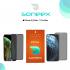 Защитное стекло Soneex Anti-Peep для iPhone 11 Pro Max/XS Max