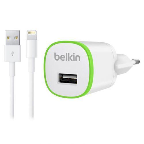Зарядка Belkin USB Micro Home Charger White (F8J025vf04-WHT)