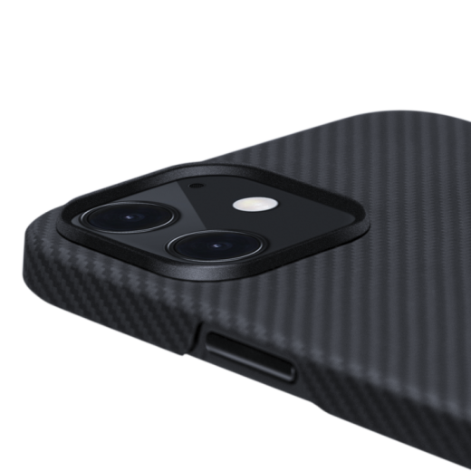 Чехол Pitaka Air Black/Grey (KI1201A) для iPhone 12 mini