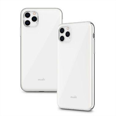 Чехол Moshi iGlaze Slim Hardshell Case Pearl White (99MO113105) для iPhone 11 Pro Max