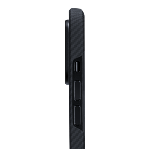 Чехол Pitaka Air Black/Grey (KI1201MA) для iPhone 12