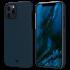 Чехол Pitaka MagEZ Black/Blue Twill (KI1208PM) для iPhone 12 Pro Max