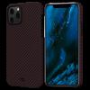 Чехол Pitaka MagEZ Black/Red (KI1203PM) Twill для iPhone 12 Pro Max