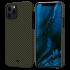 Чехол Pitaka MagEZ Black/Yellow Twill (KI1205PM) для iPhone 12 Pro Max