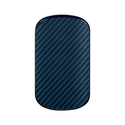 Внешний аккумулятор Pitaka MagEZ Juice 2 Twill Black/Blue (MJ2005)