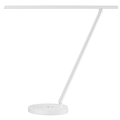 Умная лампа Momax Bright IoT Lamp with Wireless Charging 10W (QL6SEUW) White