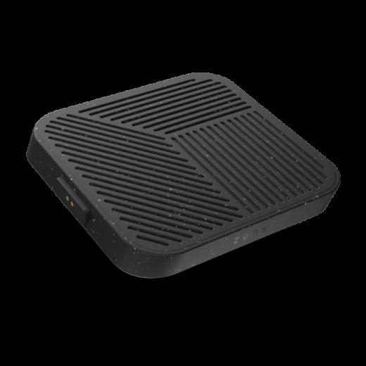 Беспроводная зарядка ZENS Modular Single Wireless Charger Black (add on platform) (ZEMSC1A/00)