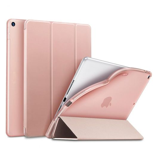 "Чехол ESR Rebound Slim Smart Case Rose Gold для iPad 10.2"" (2019/2020)"