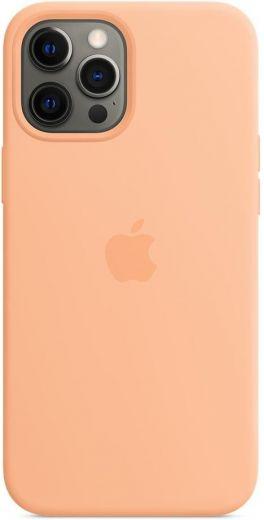 Чехол Apple Sillicone Case Cantaloupe (High copy) для iPhone 12 | 12 Pro