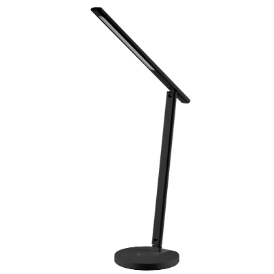 Умная лампа Momax Bright IoT Lamp with Wireless Charging 10W (QL6SEUD) Black