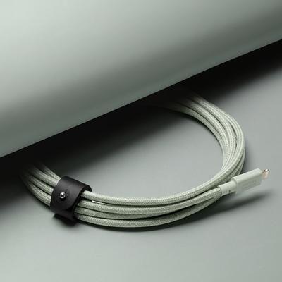Кабель Native Union Belt Cable XL Lightning Zebra (3 m) (BELT-L-ZEB-3-NP)