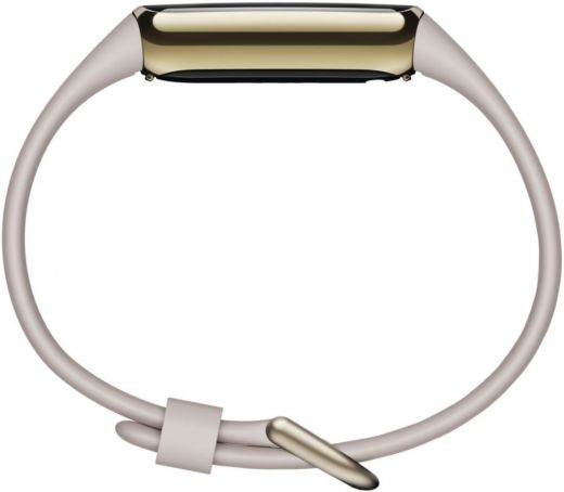 Фитнес-браслет Fitbit Luxe Lunar White