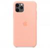 Чехол Apple Silicone Case Grapefruit (High copy) для iPhone 11
