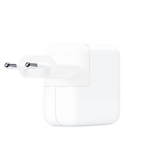 Оригинальное зарядное устройство Apple 30W USB-C Power Adapter (MR2A2ZM/A) для  iPhone, iPad
