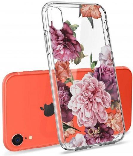 Чехол Spigen CYRILL Cecile Rose Floral для iPhone XR