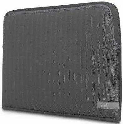 "Чехол Moshi Pluma Designer Laptop Sleeve Herringbone Gray (99MO104055) для MacBook Pro 15""/16"""