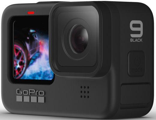 Экшн-камера GoPro HERO9 Black (CHDHX-901-RW)