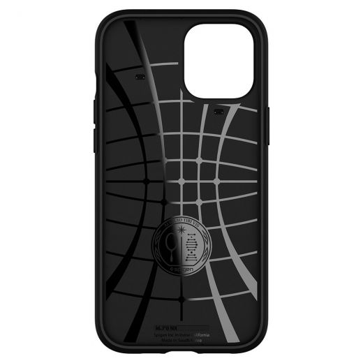 Чехол Spigen Hybrid NX Matte Black (ACS01475) для iPhone 12 Pro Max