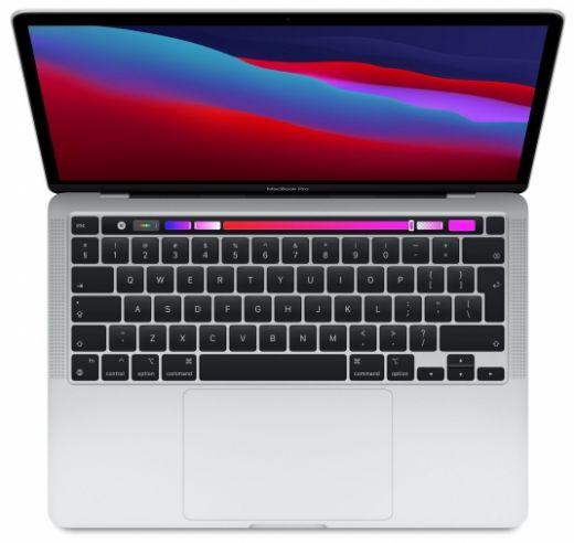 "Apple MacBook Pro 13"" M1 Chip 256Gb 16Gb Silver Late 2020 (Z11D0000K)"
